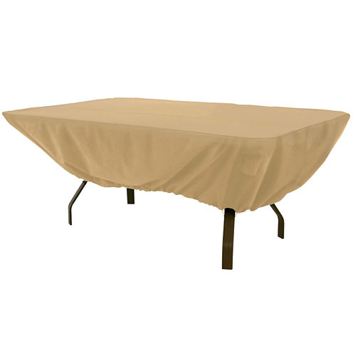 Classic Accessories® Terrazzo Rectangle or Oval Table Cover