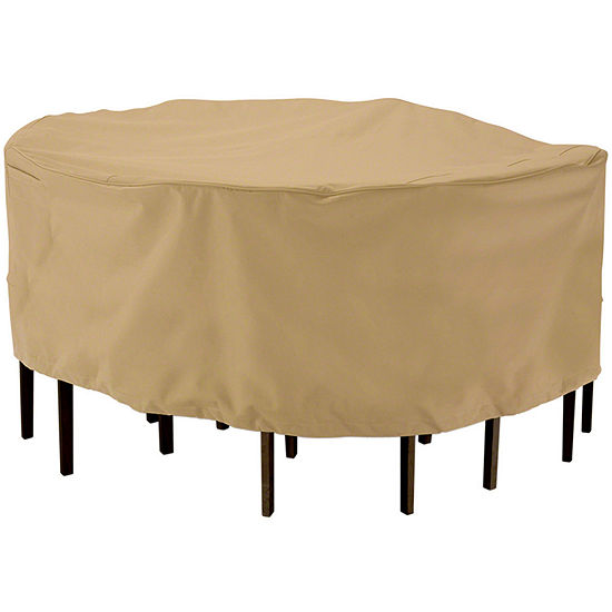 Classic Accessories® Terrazzo Medium Round Table and Chair Cover