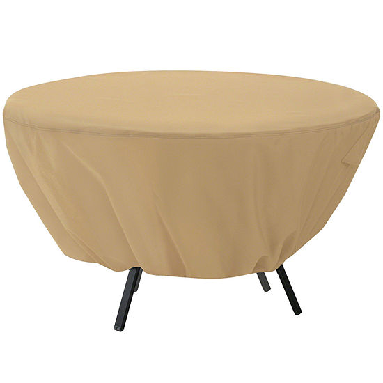 Classic Accessories® Terrazzo Round Table Cover