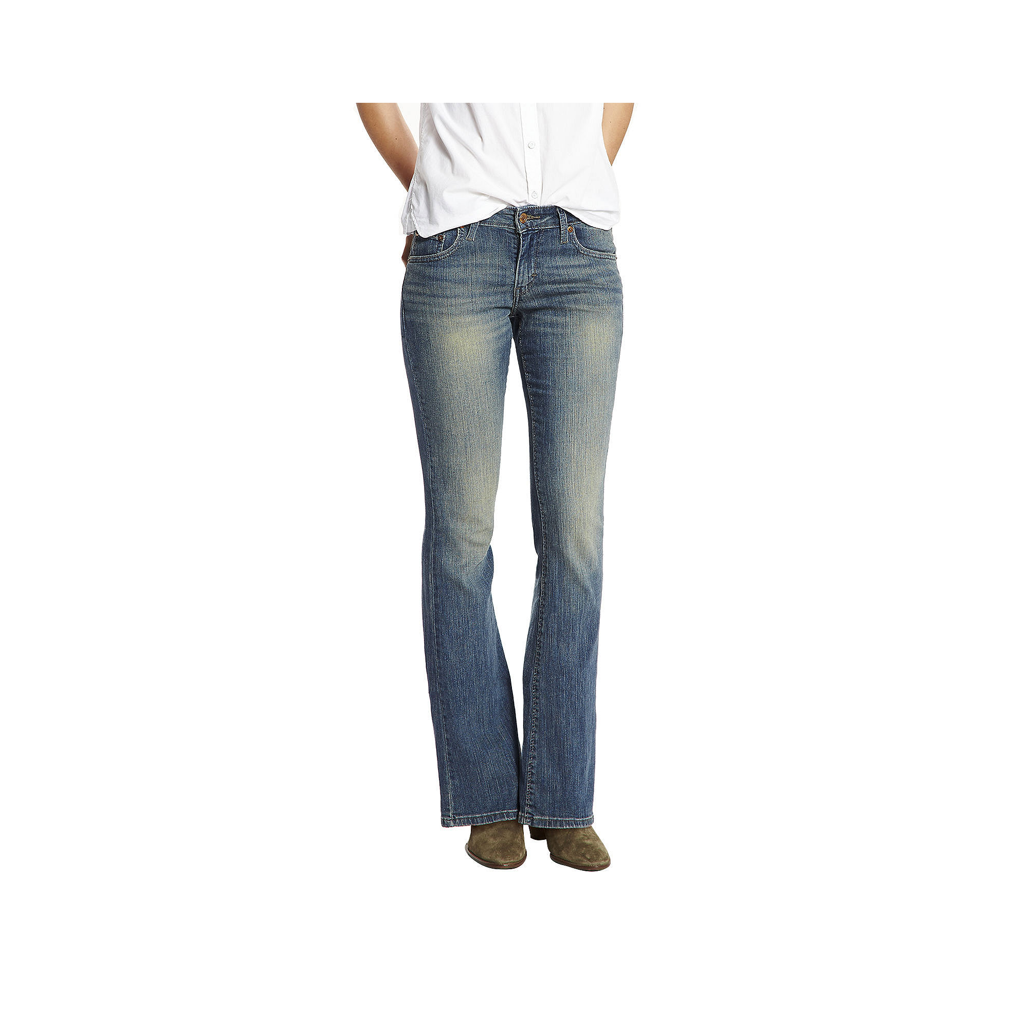 baeec11a UPC 604095189475 product image for Levi's 518 Bootcut Jeans | upcitemdb.com  ...