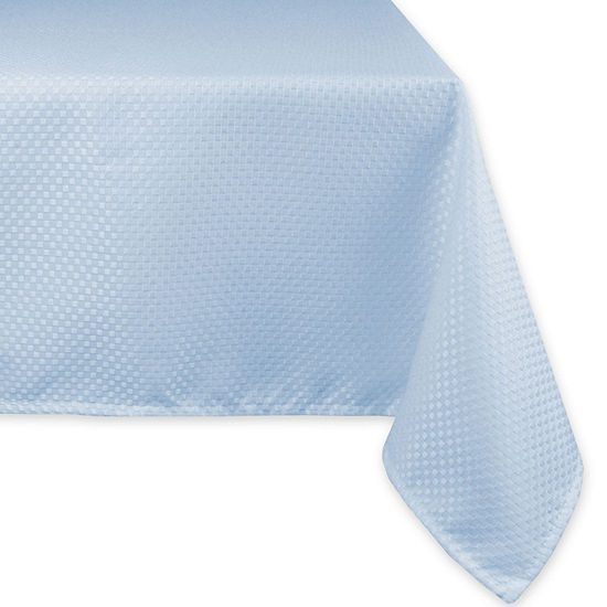 Design Imports Elegant Bead Tablecloth