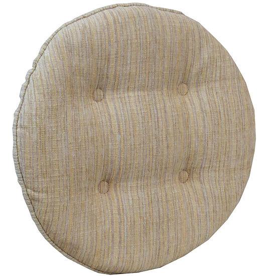 Klear Vu Gripper® Polar 2-Pack Delightfill® Bar Stool Cushions
