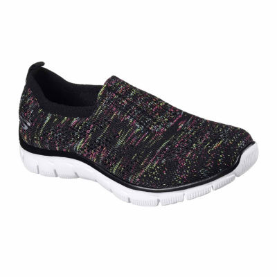 Skechers Inside Look Womens Sneakers Slip-on
