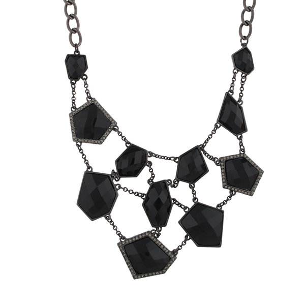 Bold Elements Statement Necklace