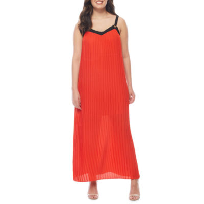 Worthington Sleeveless Maxi Dress