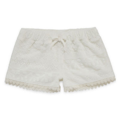 Arizona Pull-On Shorts Preschool Girls