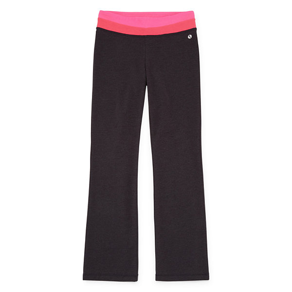 Xersion Solid Bootcut Yoga Leggings  - Girls' 7-16 and Plus
