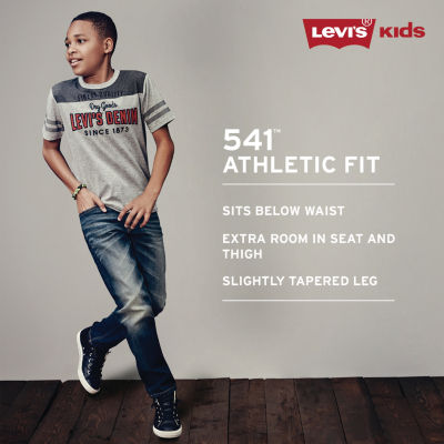 Levi's® 541™ Athletic Fit Jeans - Boys 8-20