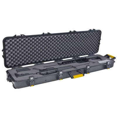 Plano AW Double Scoped Rifle Case w/Wheels