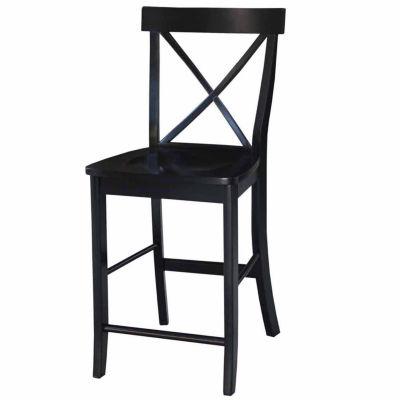 X-Back Counter Height Bar Stool
