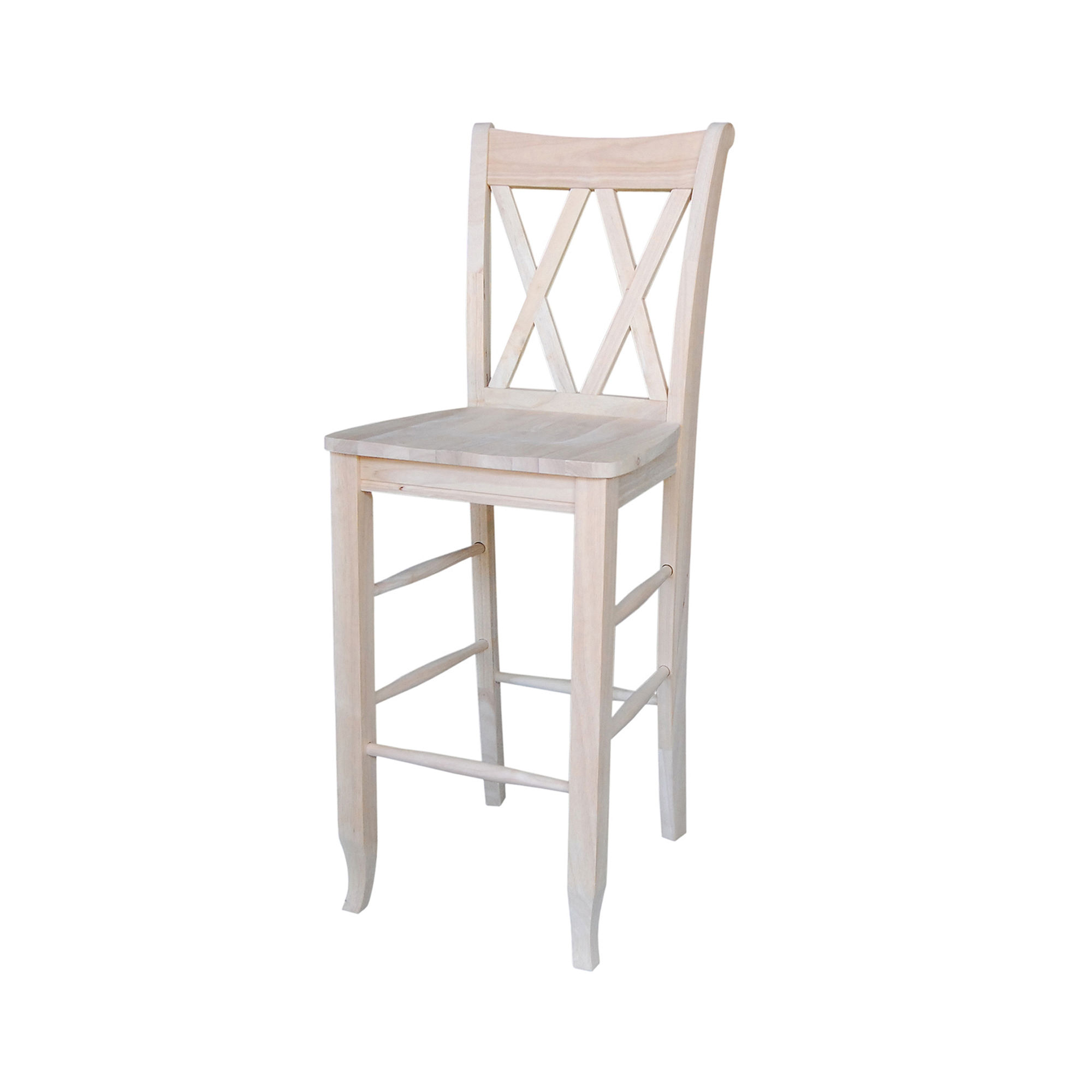 X-Back Bar Stool