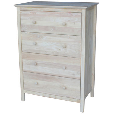 Chest 4-Drawer Chest