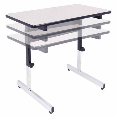 Superior 20x36 Adapta Table Desk