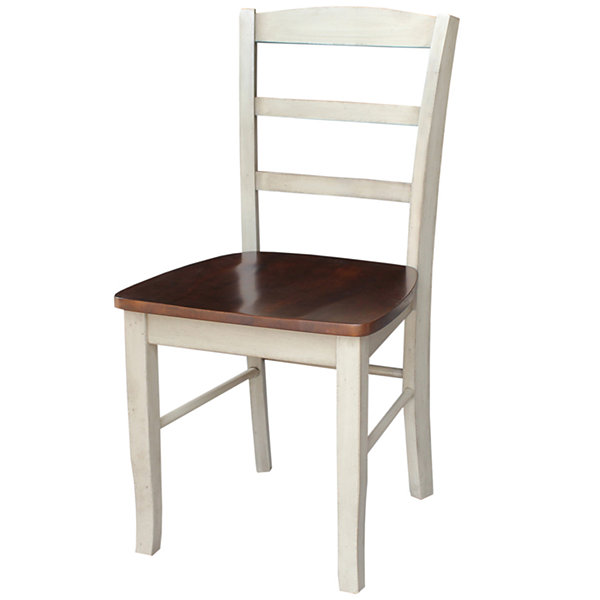Madrid Ladderback 2-pc. Side Chair