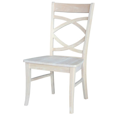 Milano Ready To Finish 2-pc. Side Chair