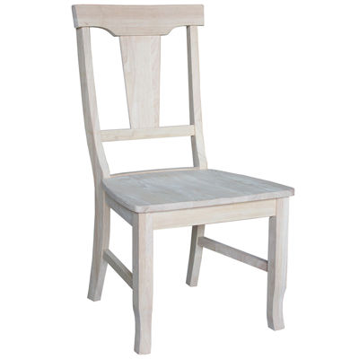 Panel Back 2-pc. Side Chair