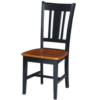 San Remo Slat-Back 2-pc. Side Chair