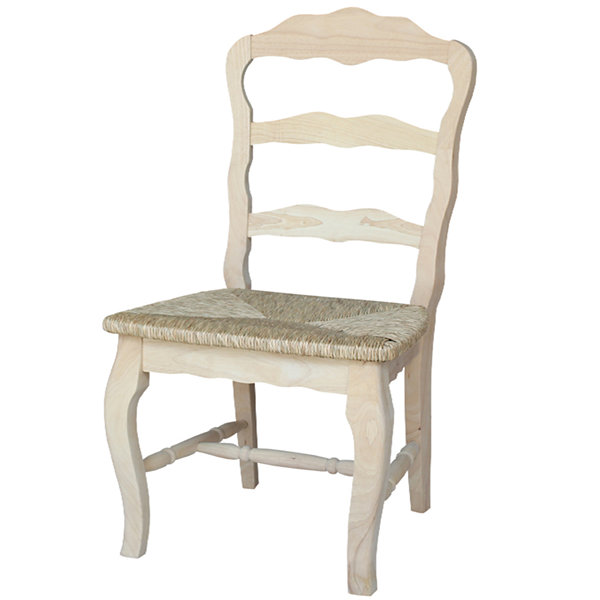 Versailles With Rush Seat 2-pc. Side Chair