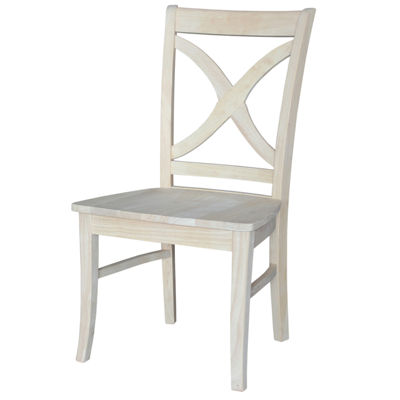 Vineyard Curved 2-pc. Side Chair
