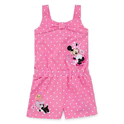 Disney Mickey and Friends Romper - Big Kid