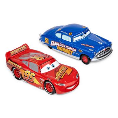 Cars McQueen & Hudson 2pk DC