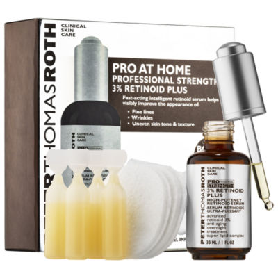 Peter Thomas Roth Pro at Home Professional Strength 3% Retinoid Plus