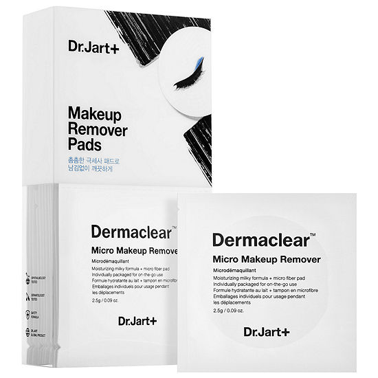 Dr. Jart+ Dermaclear™ Micro Makeup Remover Pads