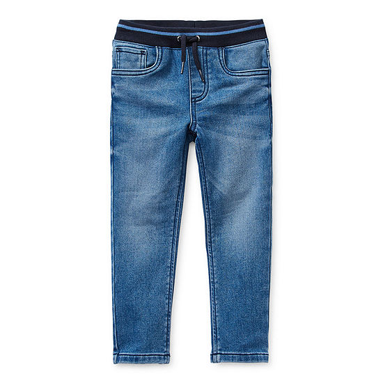 Okie Dokie Toddler Boys Skinny Skinny Fit Jean