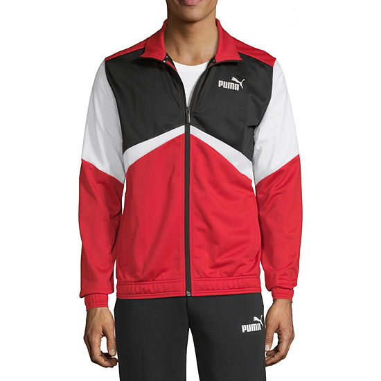 Puma Retro Color Block Track Jacket