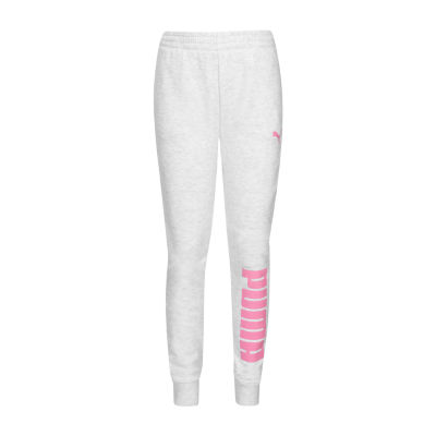 PUMA Baby-Girls Girls Joggers Sweatpants