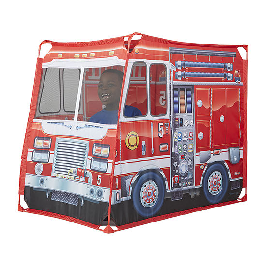 Melissa & Doug Fire Truck Play Tent