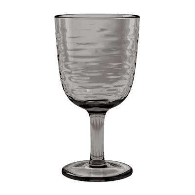 Tarhong Foundry Goblet 6-pc. Red Wine Glass