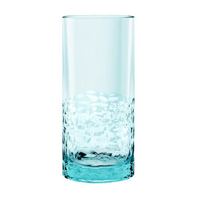 Tarhong Cube Highball 6-pc. Highball Glasses