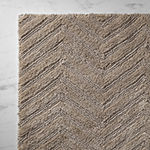 Fieldcrest Luxury Sculpted Reversible Bath Rug