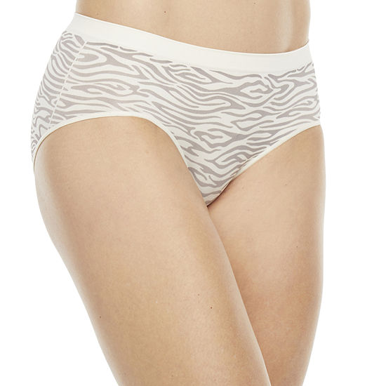 Ambrielle Seamless Knit Brief Panty 13p002