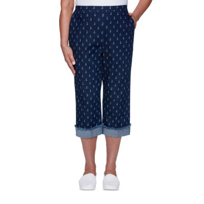 Alfred Dunner Anchor's Away Capris