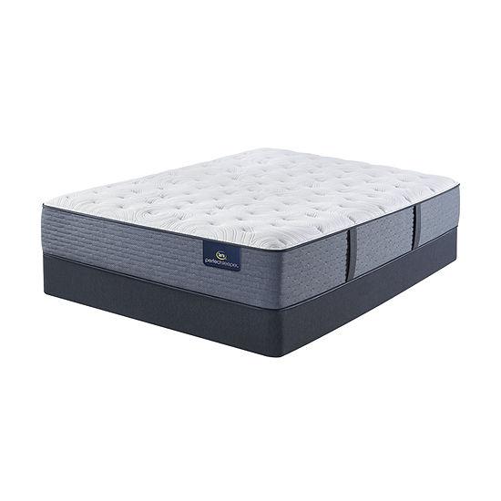 Serta® Renewed Night Extra Firm Tight Top - Mattress + Box Spring