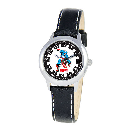 Marvel® Captain America Kids Easy-Read Character Watch