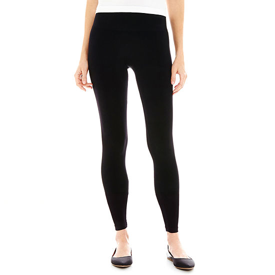 a5ff12d29 Mixit Seamless Tummy Control Leggings JCPenney