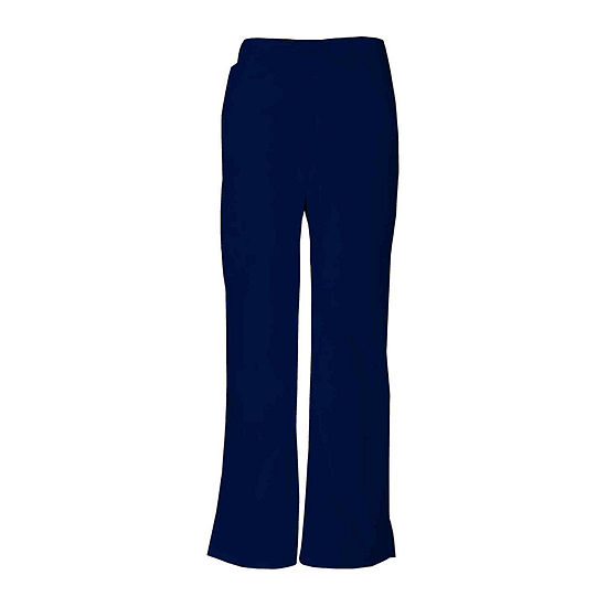 Dickies® 86206 Womens Drawstring Cargo Scrub Pants–Tall