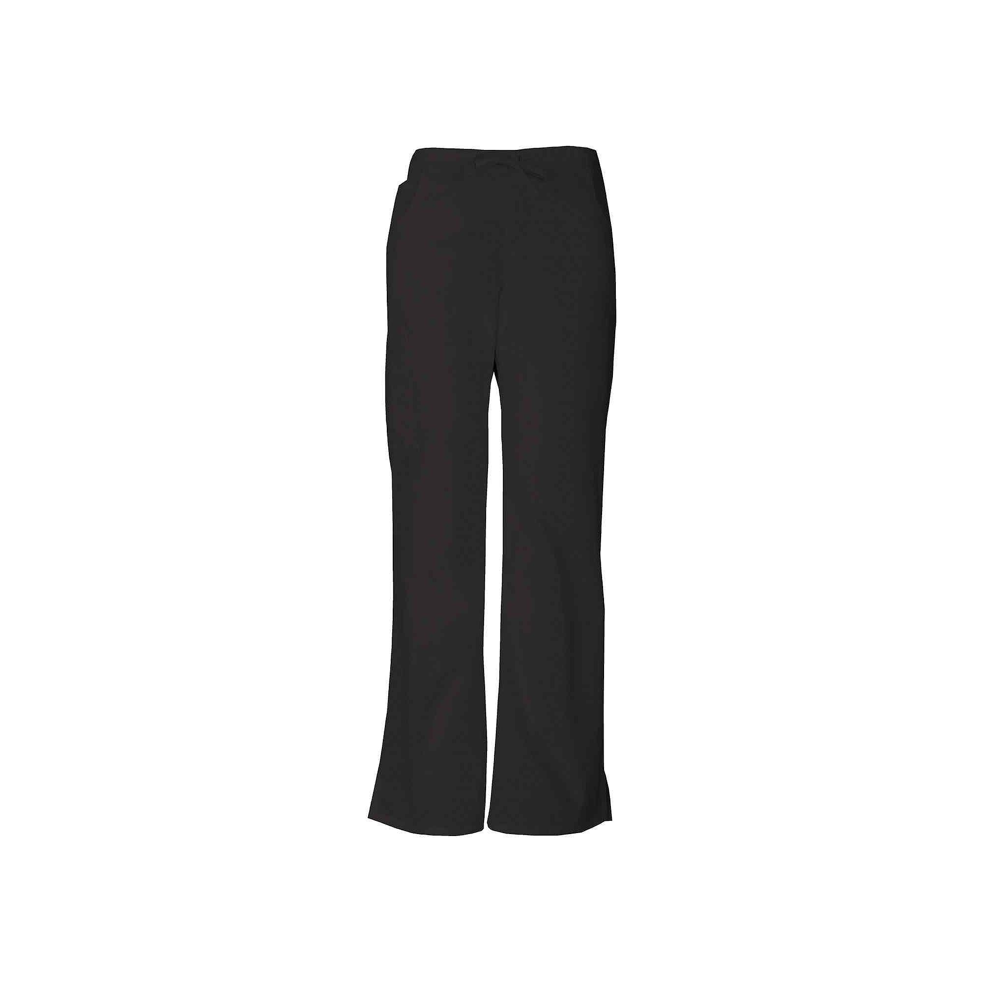 Dickies Womens Drawstring Cargo Scrub Pants-Petite plus size,  plus size fashion plus size appare