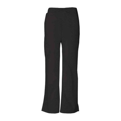 Dickies® Womens Drawstring Cargo Scrub Pants–Plus