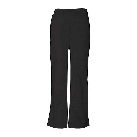 Dickies® 86206 EDS Signature Womens Drawstring Cargo Scrub Pants–Petite Plus