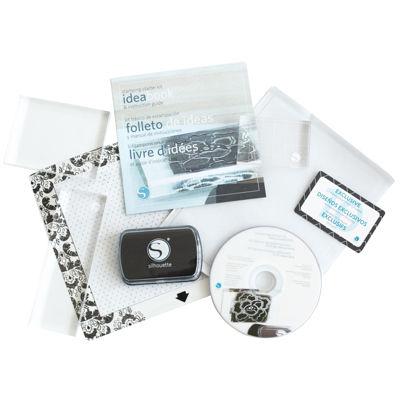 Silhouette® Stamping Starter Kit