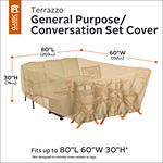 Classic Accessories® Terrazzo Furniture Group/Conversation Set Cover