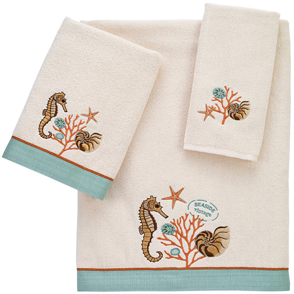 Avanti® Seaside Vintage Bath Towel Collection