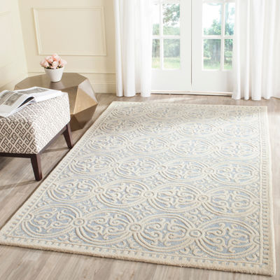 Safavieh® Iris Wool Rectangular Rug