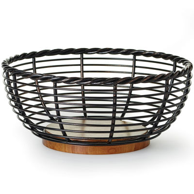 Gourmet Basics by Mikasa® Rope Fruit Basket