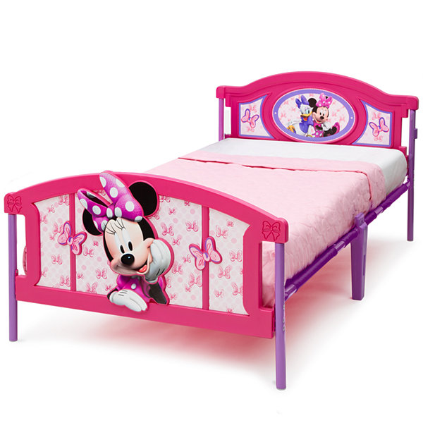 Disney® Minnie Mouse Twin Bed