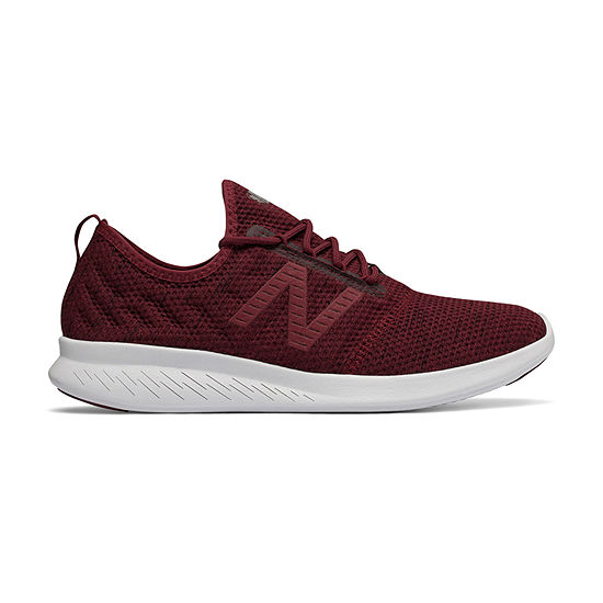New Balance Coast Extra Wide & Medium Mens Running Shoes Lace-up